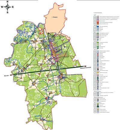 Карта (схема) ограничений
