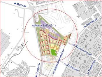 Градостроительные регламенты. Жилые зоны.